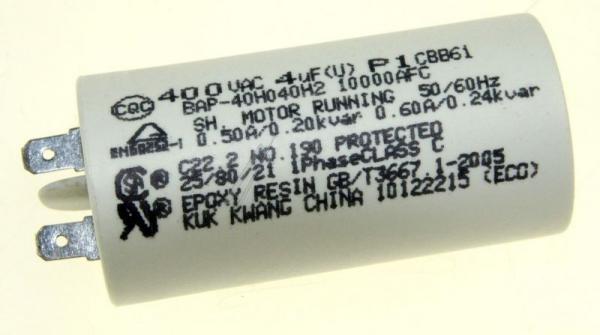Kondensator sprężarki do lodówki EAE32501002,0