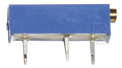 1K | 0.75W Potencjometr 70 ceramiczny precyzyjny wieloobrotowy T18102KT10,0