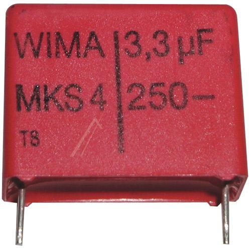 3.3uF | 250V Kondensator impulsowy MKS4 WIMA,0