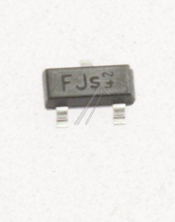 BFN26 Tranzystor SOT-23 (npn) 300V 200mA 70MHz,0