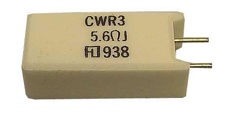 5.6R   3W   Rezystor drutowy cwr3 5,6R3,0W,0