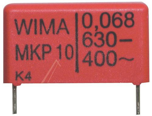 0.068uF | 630V Kondensator impulsowy MKP10 WIMA,0