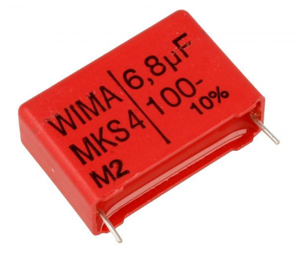 6.8uF | 100V Kondensator impulsowy MKS4 WIMA,0