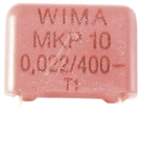 22nF | 400V Kondensator impulsowy MKP10 WIMA 9mm,0