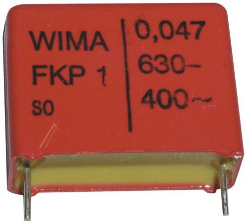 47nF | 530V Kondensator impulsowy FKP1 WIMA 20.5mm,0
