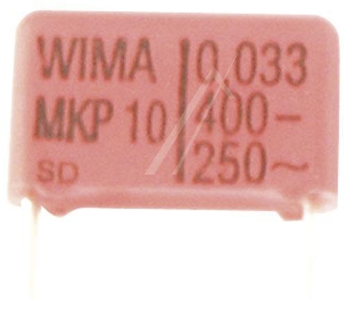 33nF   400V Kondensator impulsowy MKP10 WIMA,0