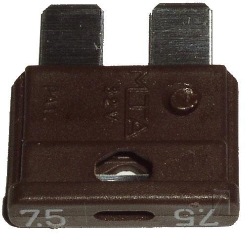 Bezpiecznik samochodowy 7,5A-KFZ,0