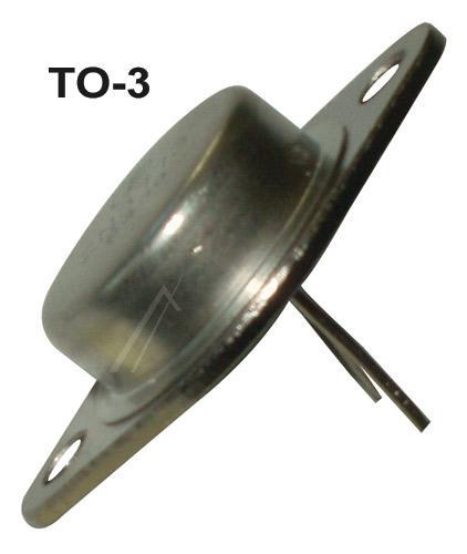 BUV20 Tranzystor TO-3 (npn) 160V 50A 8MHz,0