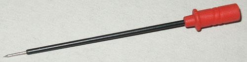 MPS20,64 koncówka pomiarowa mini czarna,0
