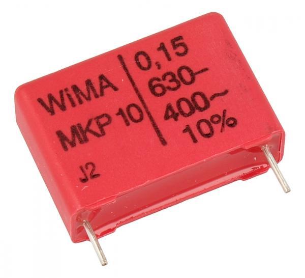 0.15uF | 630V Kondensator impulsowy MKP10 WIMA,0