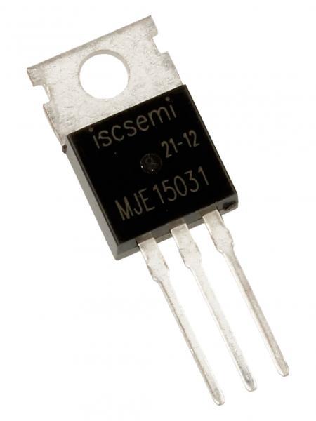 MJE15031 Tranzystor TO-220 (pnp) 150V 8A 30MHz,0