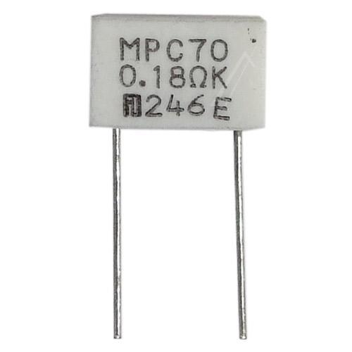 0.18R 2W Rezystor drutowy mpc70,0