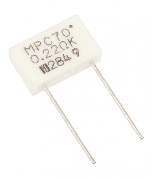 0.22R 2W Rezystor drutowy(MPC70) mpc70,0