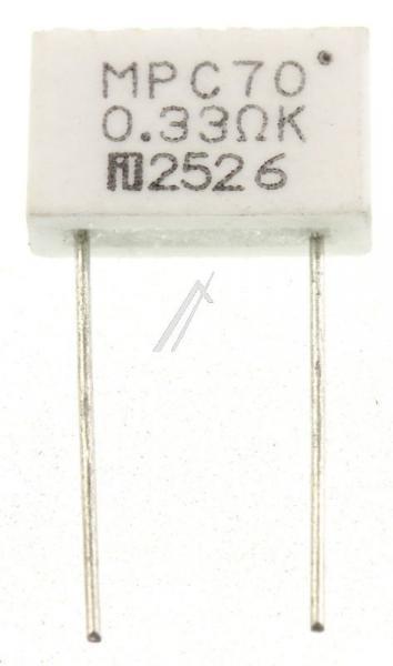 0,33R2W 0,33R-2W MPC70 BANDWID. UNBRENNBAR 13X4MM,0