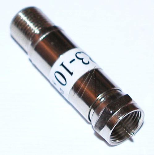 Tłumik sygnału (gniazdo/ gniazdo) FR310L,0
