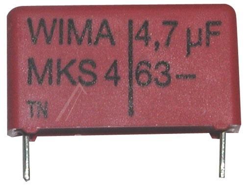 4.7uF | 63V Kondensator impulsowy MKS4 WIMA,0