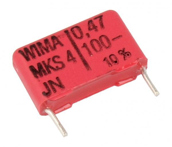0.47uF | 100V Kondensator impulsowy MKS4 WIMA,0
