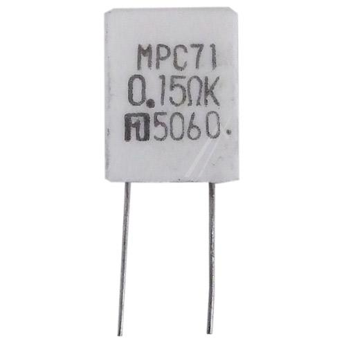 0.15R 5W Rezystor drutowy mpc71,0