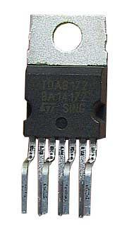 TDA8172 Układ scalony,0