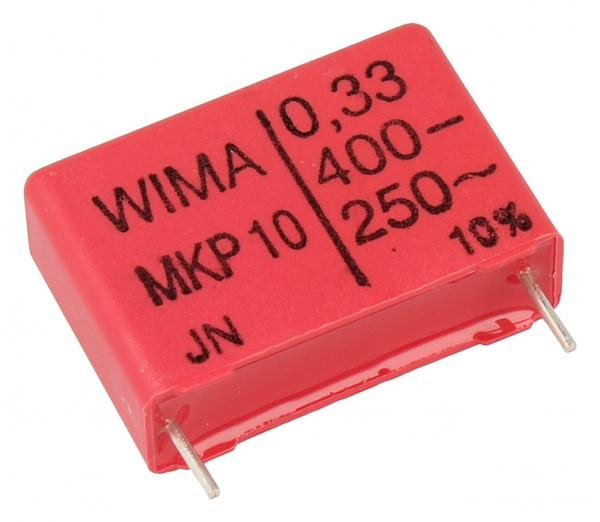 330nF | 400V Kondensator impulsowy MKP10 WIMA,0