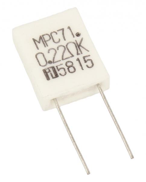 0.22R | 5W | Rezystor drutowy mpc71 0,22R-5W,0