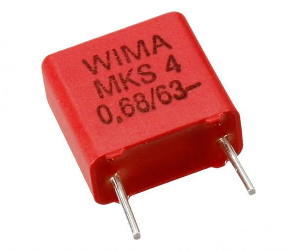 0.68uF | 63V Kondensator impulsowy MKS4 WIMA,0