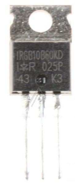 IRGB10B60KD IRGB10B60KD Tranzystor TO-220 (n-channel) 600V 12A 50MHz,0