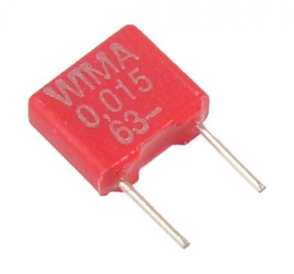 0.015uF | 63V Kondensator impulsowy MKS2 WIMA,0