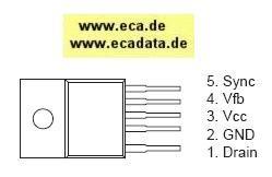 FSCQ1265RTYDTU Układ scalony IC,0