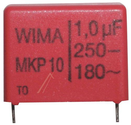 1uF | 250V Kondensator impulsowy MKP10 WIMA 21mm,0