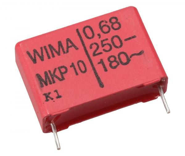 680nF | 250V Kondensator impulsowy MKP10 WIMA 18.5mm,0