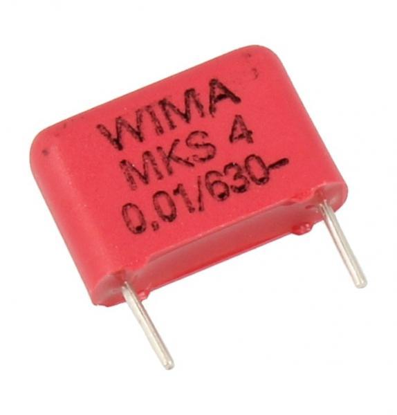 10nF | 630V Kondensator impulsowy MKS4 WIMA,0