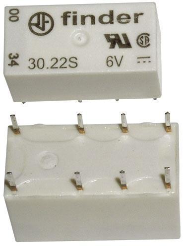 Przekaźnik 6VDC2A230VAC,0