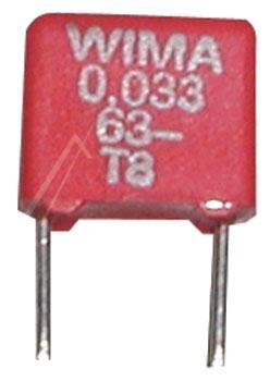 0.033uF | 63V Kondensator impulsowy MKS2 WIMA,0