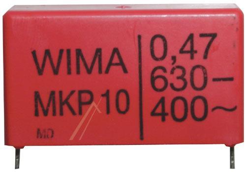 0.47uF | 630V Kondensator impulsowy MKP10 WIMA,0