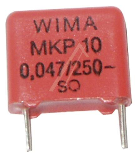 47nF | 250V Kondensator impulsowy MKP10 WIMA 9mm,0