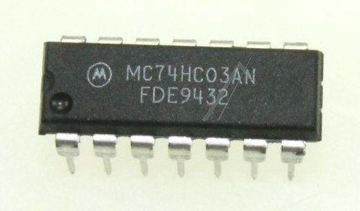 74HC03 Układ scalony IC,0