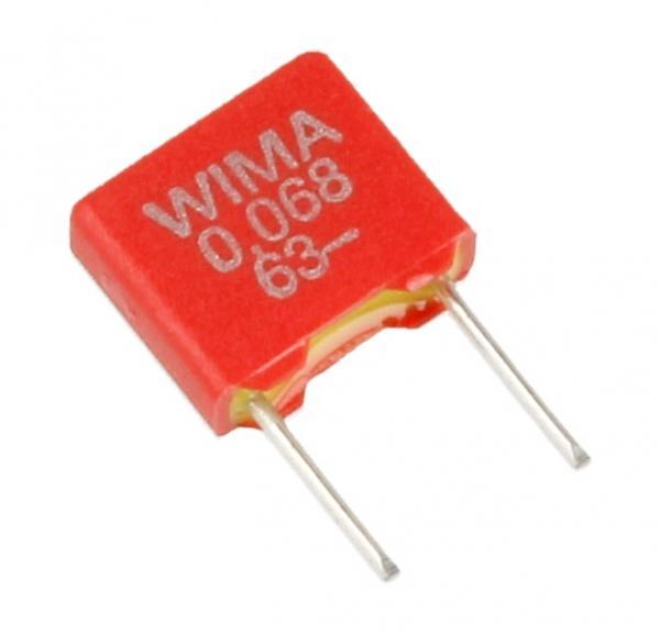 0.068uF | 63V Kondensator impulsowy MKS2 WIMA,0
