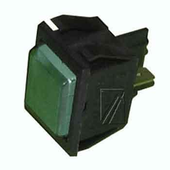 Lampka kontrolna zielona,0