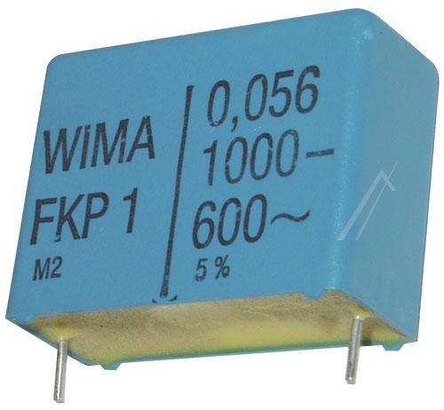 56nF | 1000V Kondensator impulsowy FKP1 WIMA,0