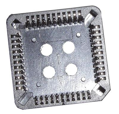 PLCC44 podstawka przewlekana,0
