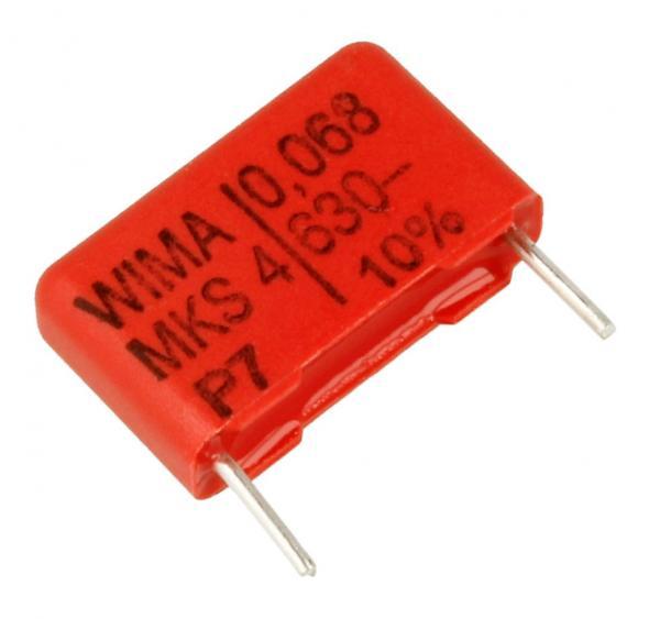 0.068uF | 630V Kondensator impulsowy MKS4 WIMA,0