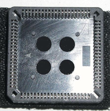 PLCC84 podstawka,0