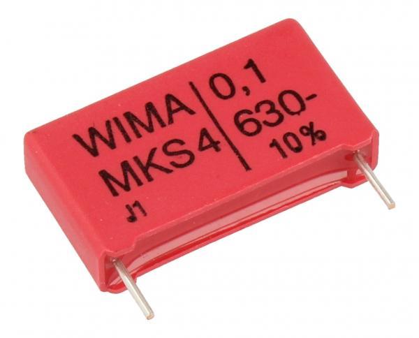 0.1uF | 630V Kondensator impulsowy MKS4 WIMA,0