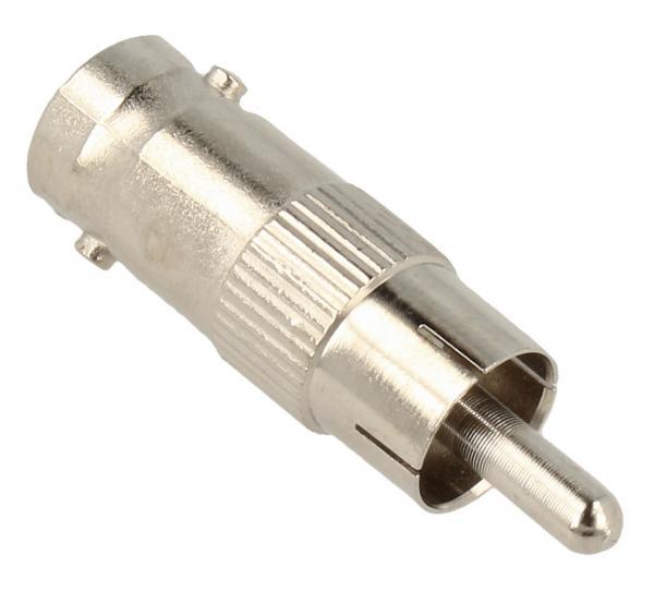 Adapter BNC - CINCH (wtyk/ gniazdo) standard VDA745,0