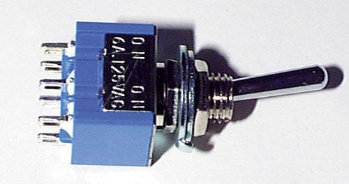 87127 mikroprzełącznik wł-wył-wł 2-pola,0