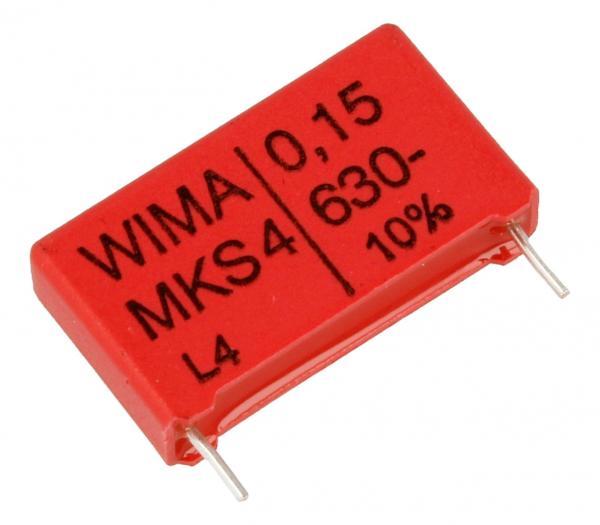 0.15uF | 630V Kondensator impulsowy MKS4 WIMA,0