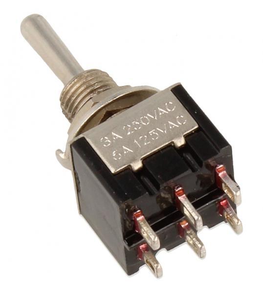 MS500J mikroprzełącznik wł/wył/wł 2 pola,0