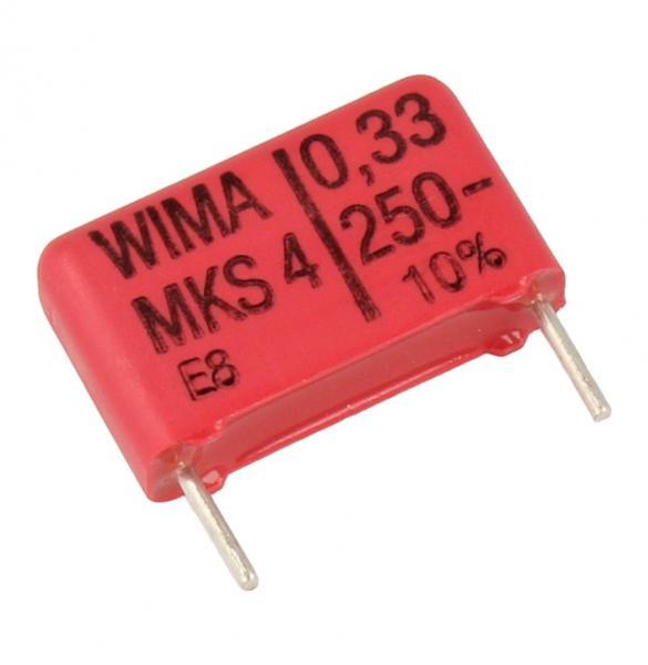 330nF | 250V Kondensator impulsowy MKS4 WIMA,0