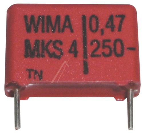 470nF | 250V Kondensator impulsowy MKS4 WIMA,0